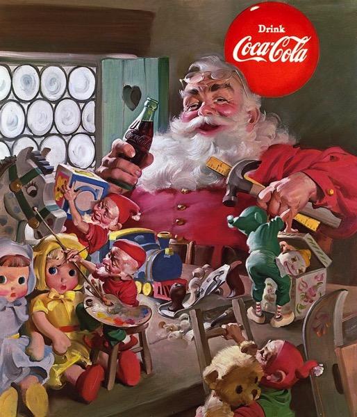1950s toy coca cola