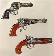 1950s toy gun