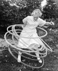 1950s toy hoola hoop