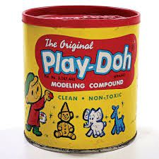 1950s toy play doh