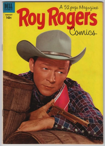 1950s toy roy rogers