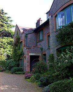 Shaw's Corner residence of George Bernard Shaw
