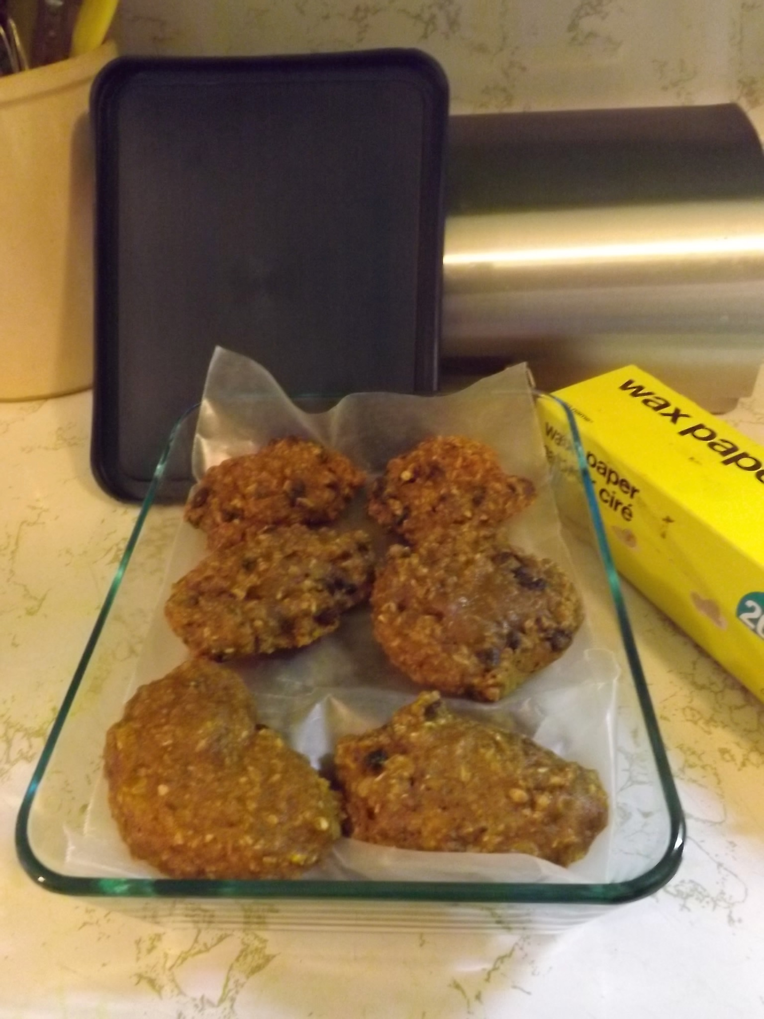 turmeric breakfast cookie