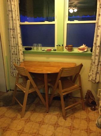 Beechwood table 2015