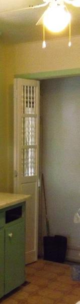 kitchen bifold door