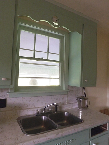 original kitchen window